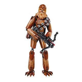 Star Wars Chewbacca Figur Deluxe