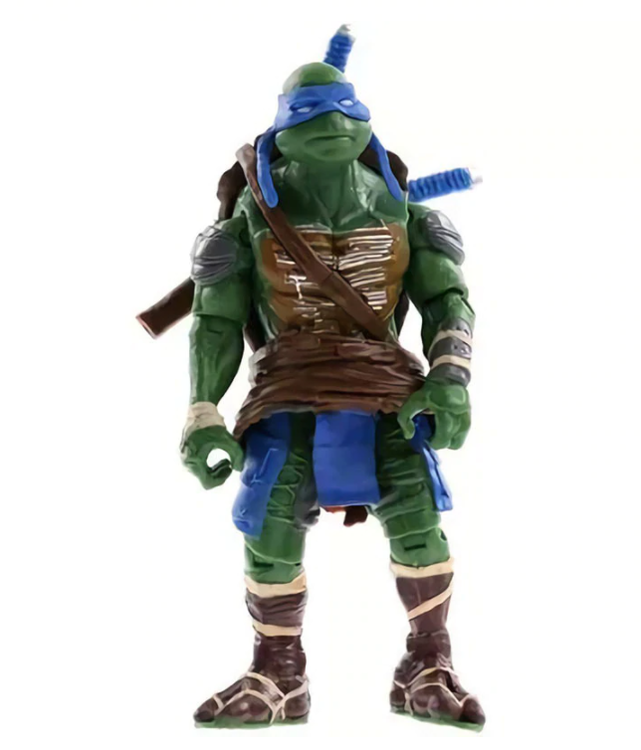 4-Pack Ninja Turtles TMNT Deluxe