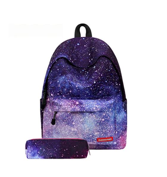 Galax Ryggsäck - Mörkblå