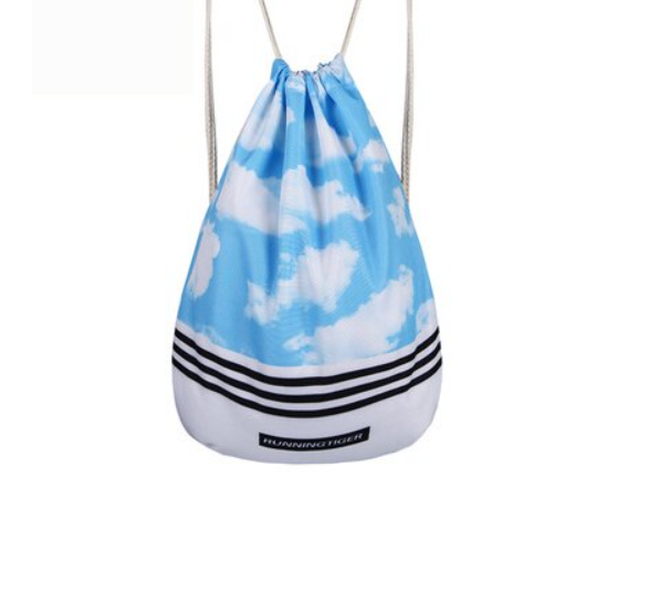 Himmel ryggsäck - Blå