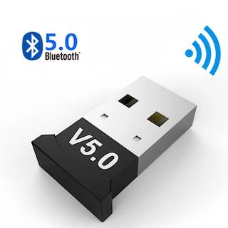 USB-adapter med Bluetooth 5.0