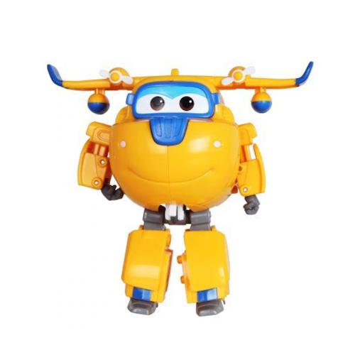 ABS Mästerflygarna Leksak Figur Flygplan Actionfigurer Robot Transformation Anime - Donnie