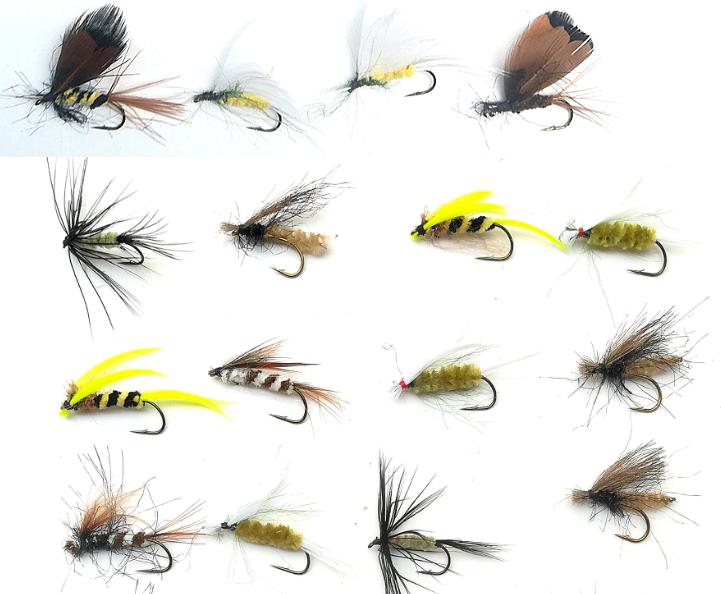 30 st Flugfiske Bete Lure Laxfiske Öring