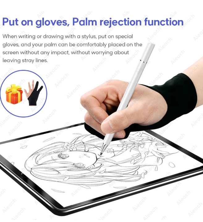 Universal Smartphone Penna För Stylus Android IOS Lenovo Xiaomi Samsung Tablet Penna Pekskärm Rita Penna För Stylus iPad iPhone