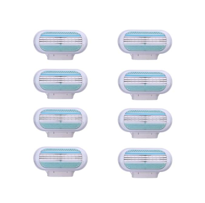 8-pack rakblad till Gillette Venus