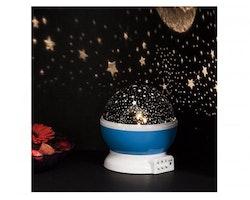 Stjärnprojektor och nattlampa