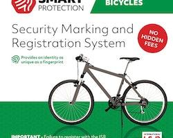 Smart Protection Cykel och Barnvangn