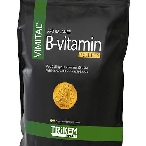 Vimital B-Vitamin Pellets -Komplett B-vitamintillskott 1000 gr