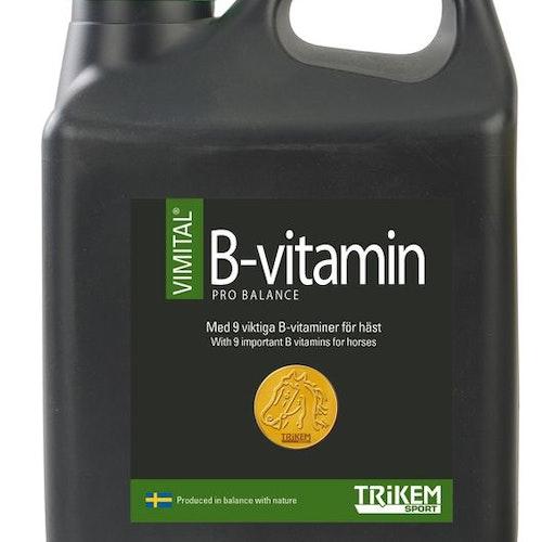 Vimital B-Vitamin -Flytande Komplett B-vitamintillskott 1000 ml