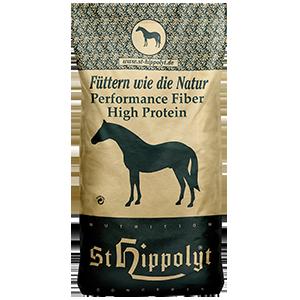 Performance Fiber High Protein® 25 kg-Proteintillskottet som kompletterar grovfoder med lågt proteininnehåll