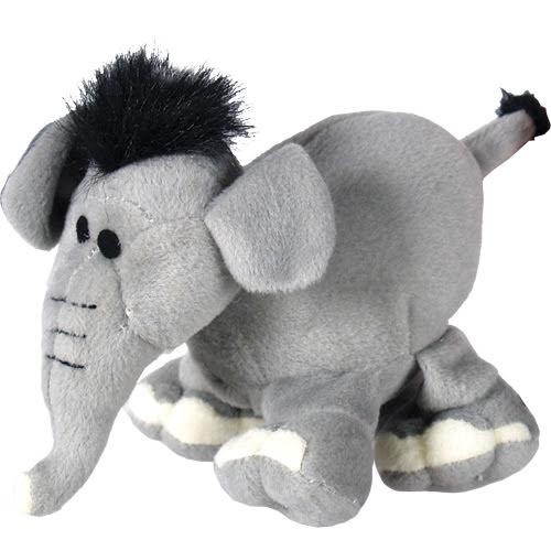 Plyschdjur Elefant