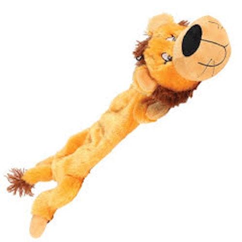 Lejon med prassel & pip