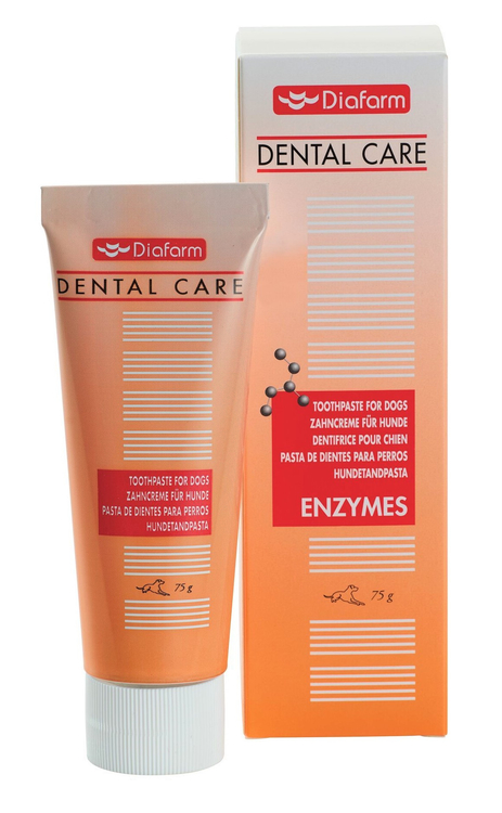 Diafarm Tandkräm med enzymer 50ml