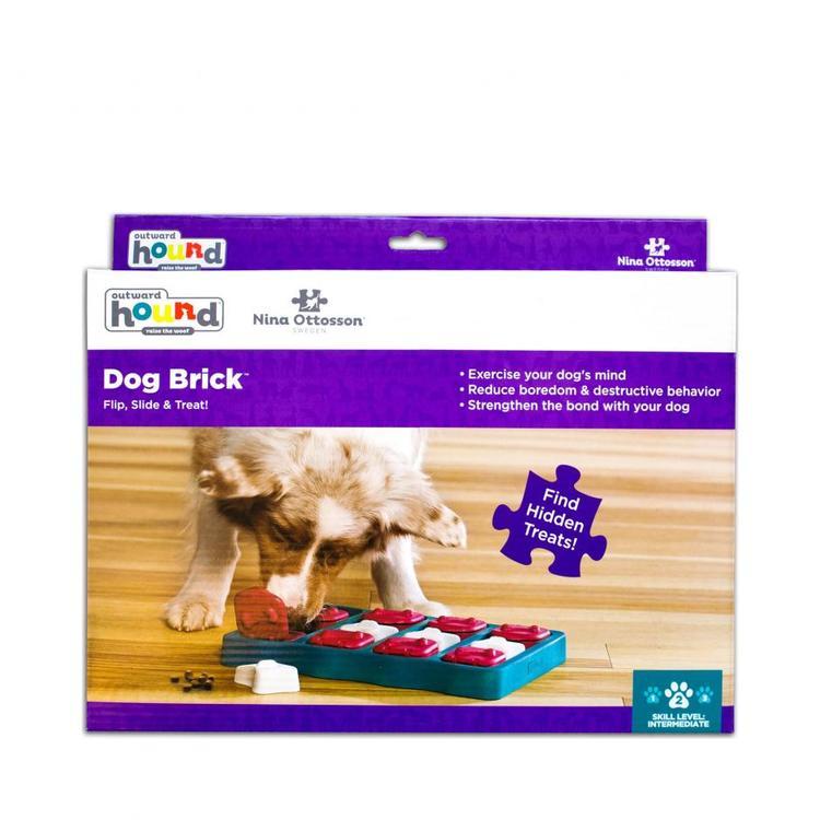 Dog Brick Nina Ottosson.