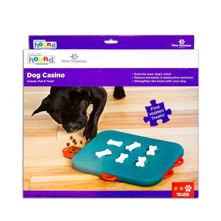 Dog Casino NINA OTTOSSON