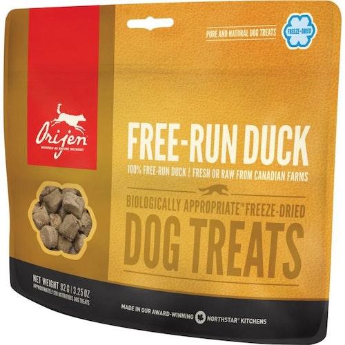 Orijen Dog Treats Duck/Anka - Frystorkat Hundgodis 42,5 gram