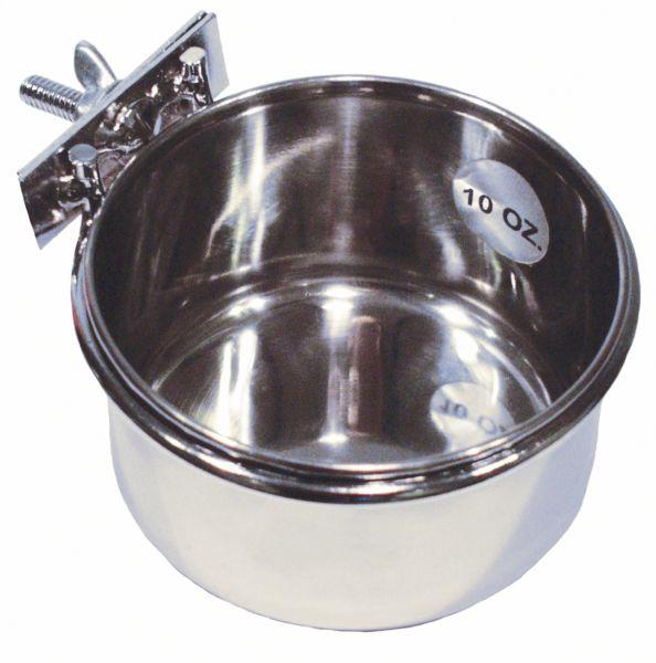 Matskål rostfri Metall 840 ml 14,5 cm