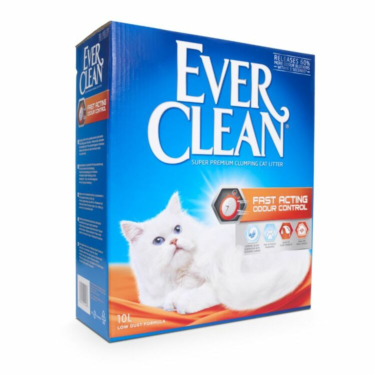 Ever Clean - Fast Acting kattsand 10 kg