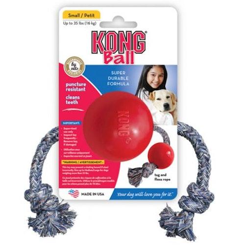 KONG Leksak Ball Classic Röd S 38cm