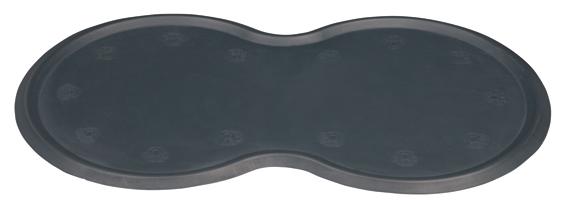 Matskålsunderlägg Gummi 45 cm