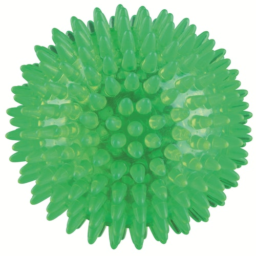 igelkottsboll TPRgummi 8cm (flytande)