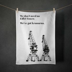 """Kökshandduk - """"We've got kranarna"""""""