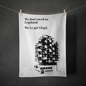 "Kökshandduk - ""We've got Ting1"""