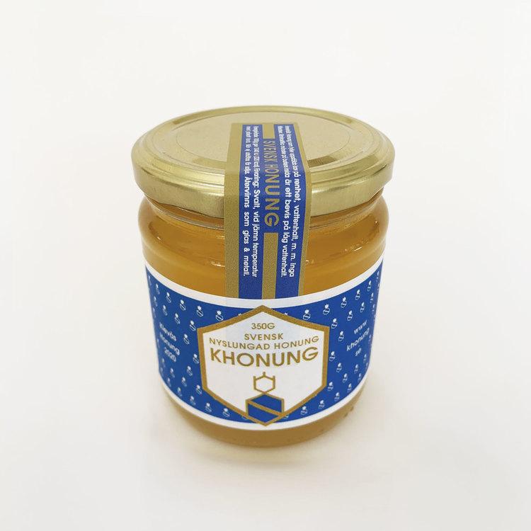 Nyslungad honung 2020