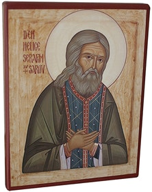 Serafim av Sarov 15 cm