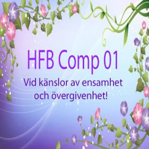 Healing Flower Organic Blend Comp 1