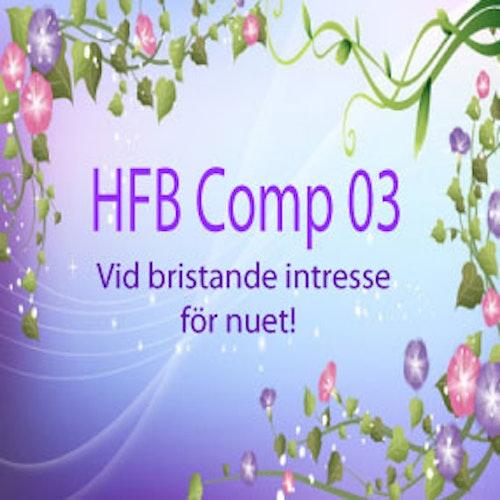 Healing Flower Organic Blend Comp 3