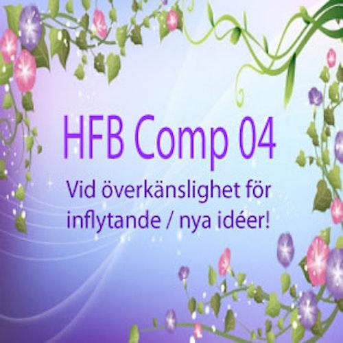 Healing Flower Organic Blend Comp 4