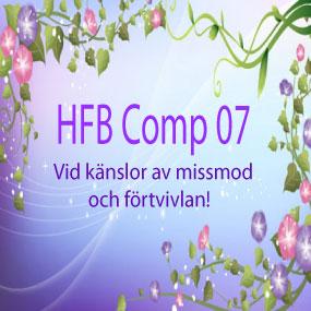 Healing Flower Organic Blend Comp 7