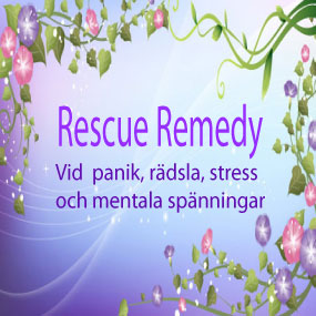 RESCUE REMEDY Blomessenser