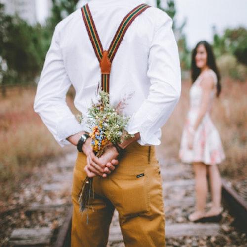 Romantiska dofter / Djup och mystisk