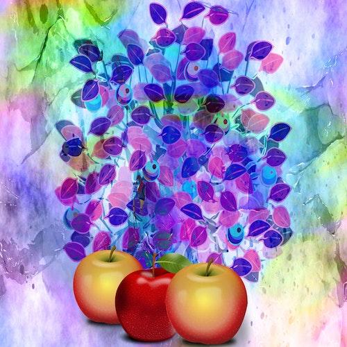 """Graphic Art """"Fruit that appeals"""""""