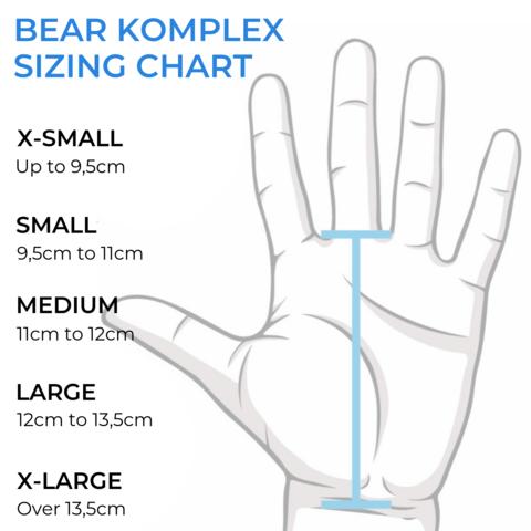 Bear KompleX Black Diamond 3 Hole Grips