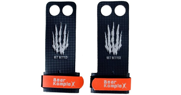 Bear KompleX Carbon Comp Grips 2-hole