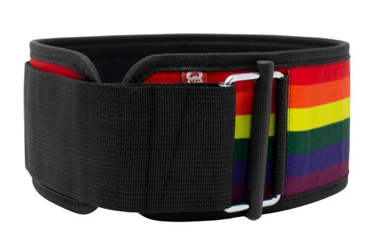 Pride Straight Weightlifting Belt