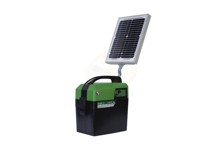 Elaggregat 12v solar 10w