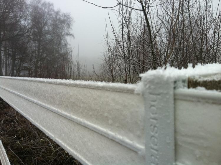 Horserail hottop 3w, 200m