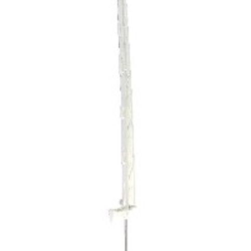 PLASTSTOLPE 105cm VIT
