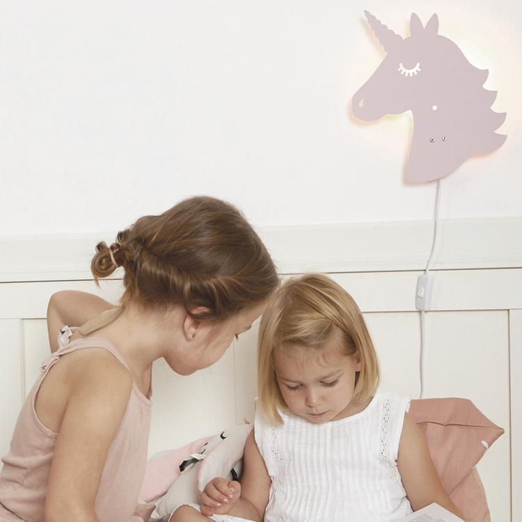Roommate - Unicorn lampa