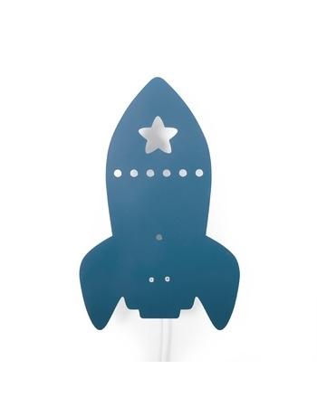 Roommate - Rocket Lamp