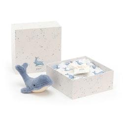 Wilbur Whale -Gift Set