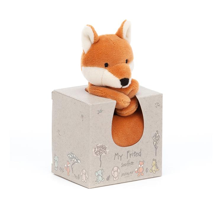 Jellycat - Fox -snuttefilt