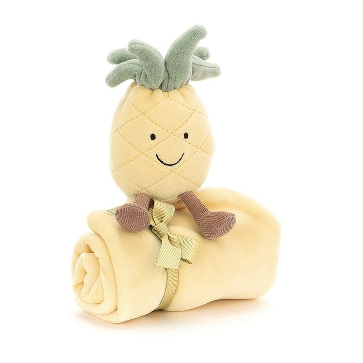 Jellycat - Pineapple -snuttefilt