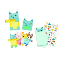 Inbjudningskort - Cuddly toys