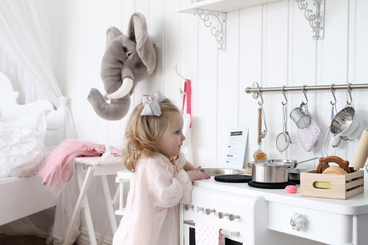 Brigbys - Elefanthuvud -mini