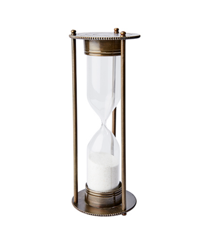 Stort timglas